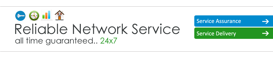 Banner - Reliable Network Service